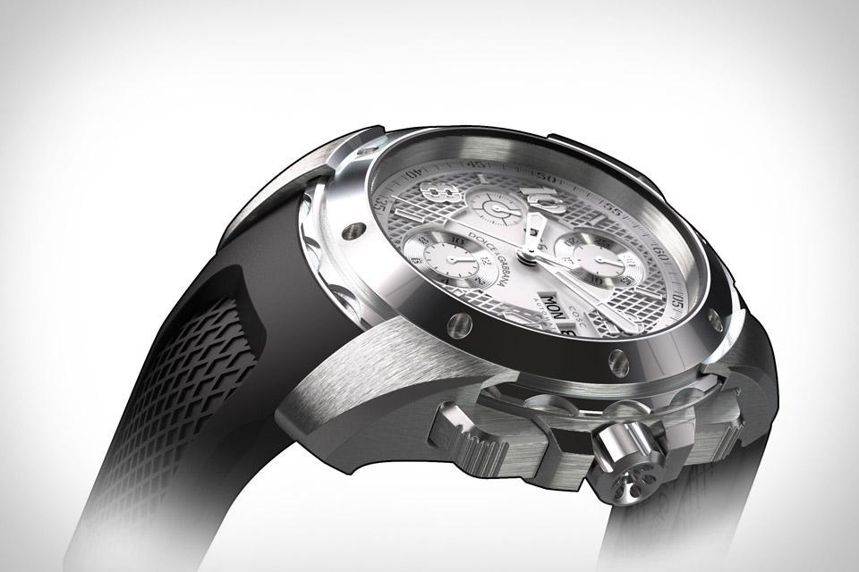 Dolce & Gabbana DS5 Chronograph Watch