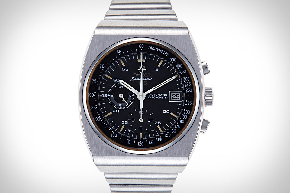Omega Stainless Steel Speedmaster 125