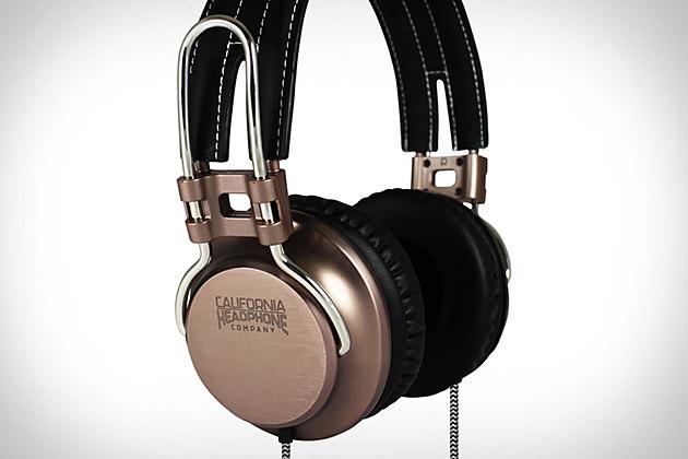California Silverado Headphones