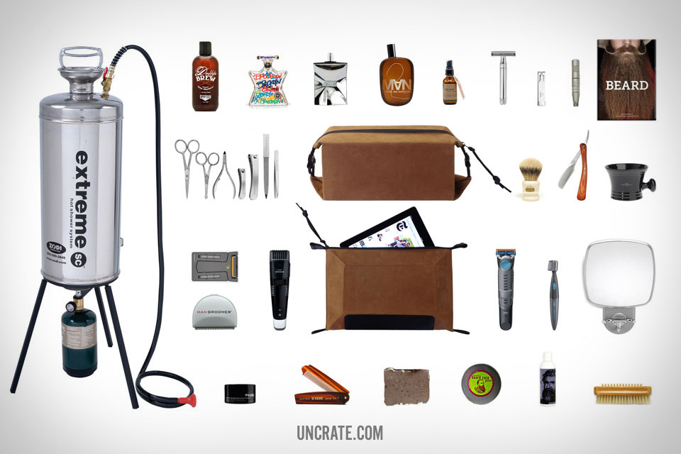 Essentials: Manscaping