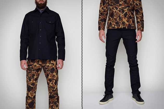 Rogue Territory x Need Supply Drake Camo Collection
