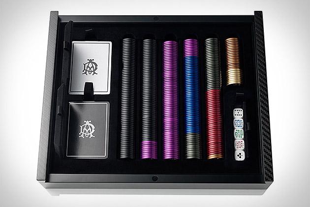 Dunhill Poker Set
