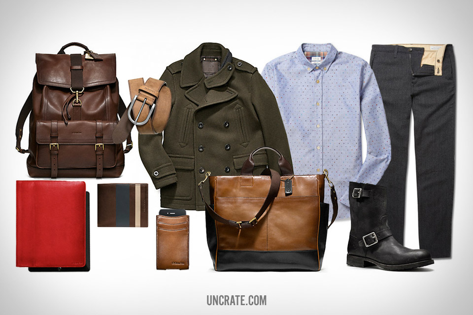 Garb: Flying Coach