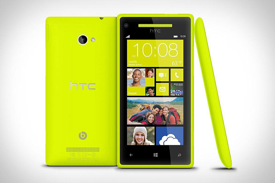 HTC 8X Phone | Uncrate