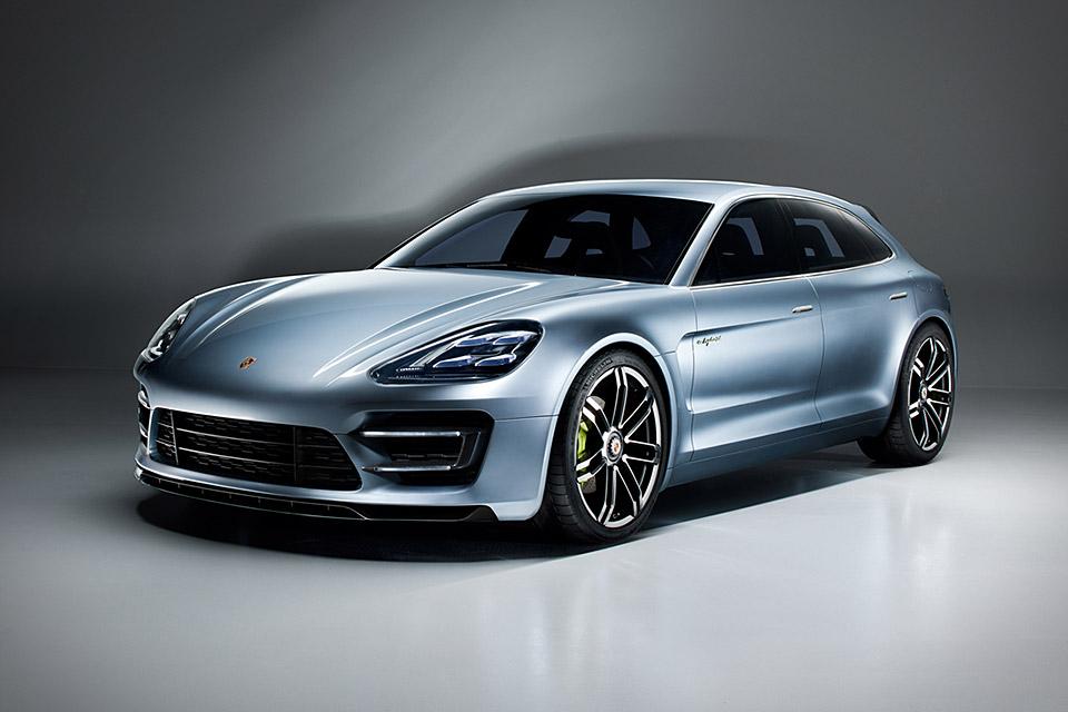 Porsche Panamera Sport Turismo Concept | Uncrate