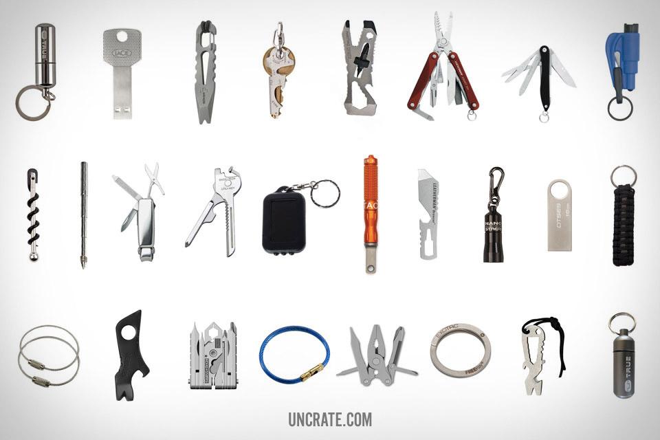 Essentials: Keychain