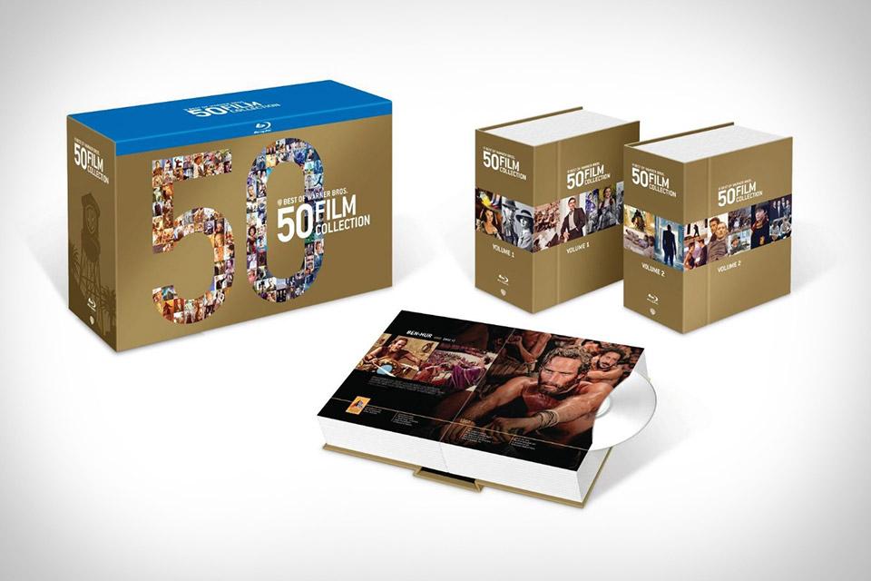 Best of Warner Bros. 50 Film Collection
