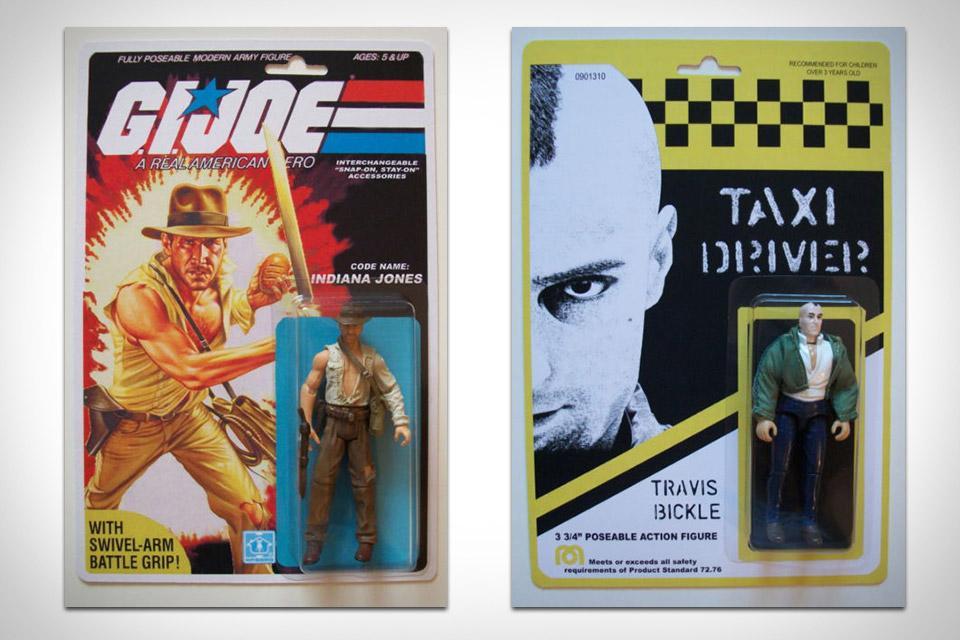 Custom Movie Action Figures