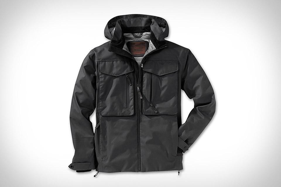 Filson x Levi's Fishing Jacket