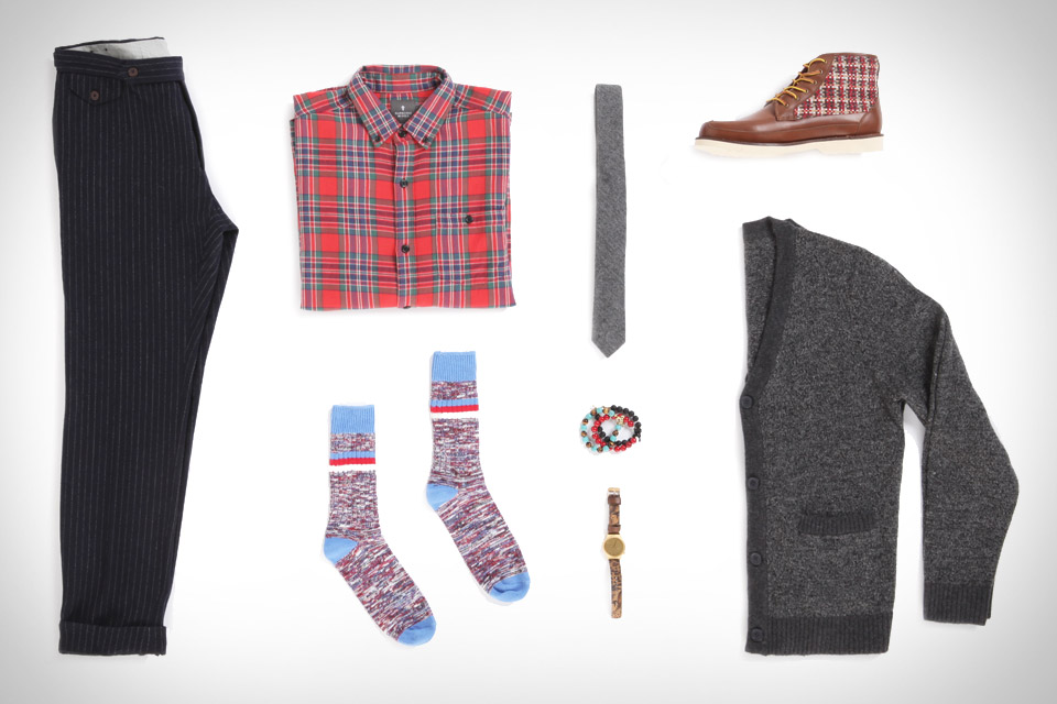 Garb: Tartan Trimmings