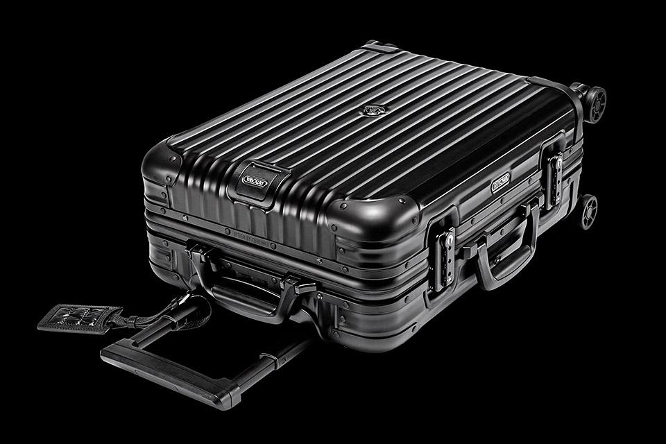 Rimowa x Moncler Suitcase