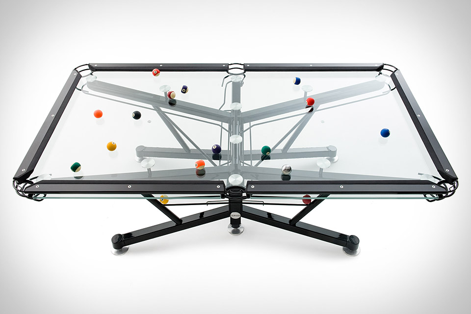G-1 Pool Table