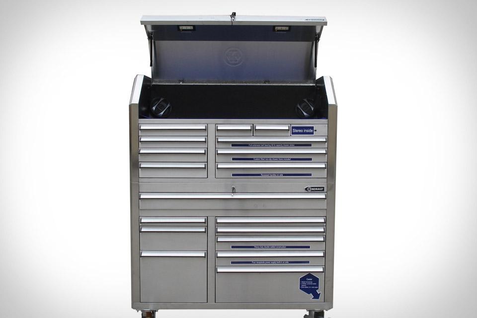 Kobalt Sound System Tool Chest