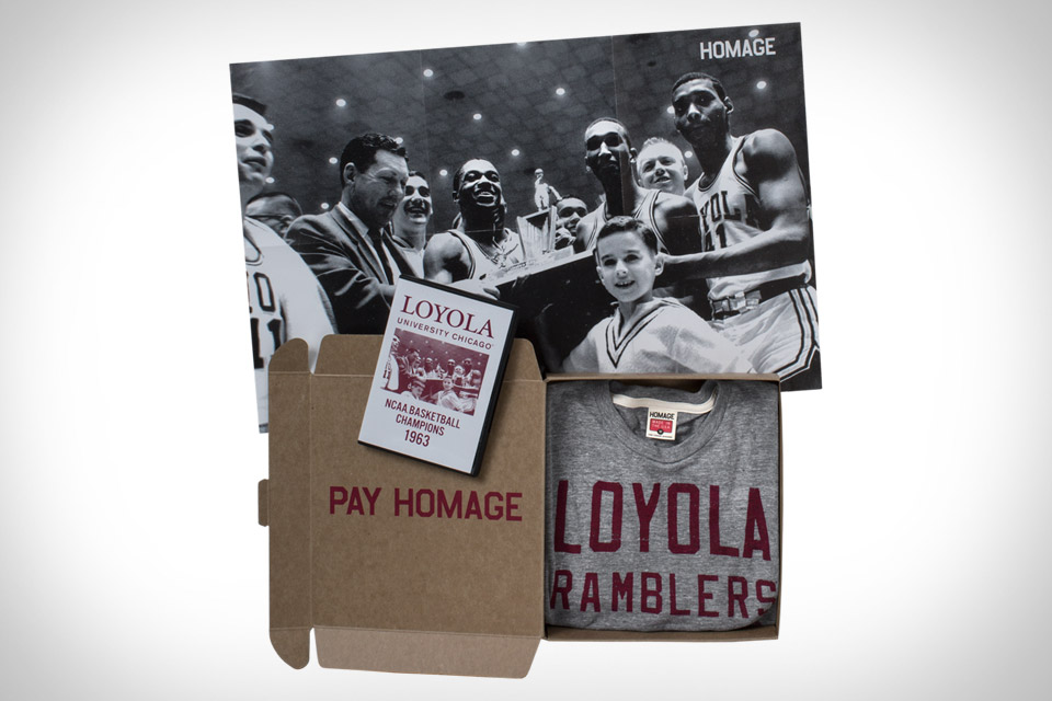Loyola '63 Champs Box Set