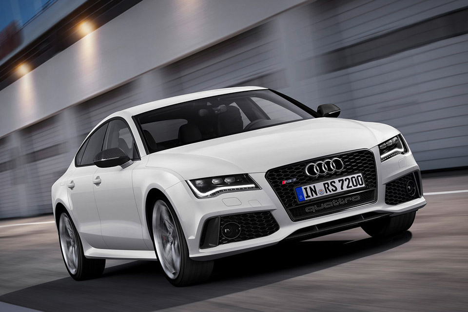 2014 Audi RS 7
