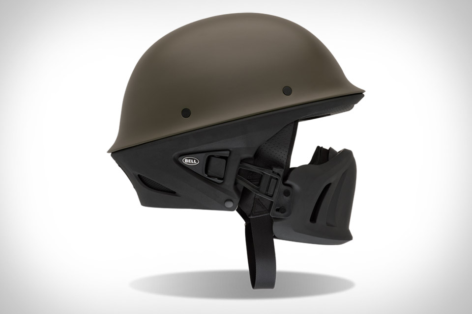 Bell Custom 500 Special Edition Motorcycle Helmet Review