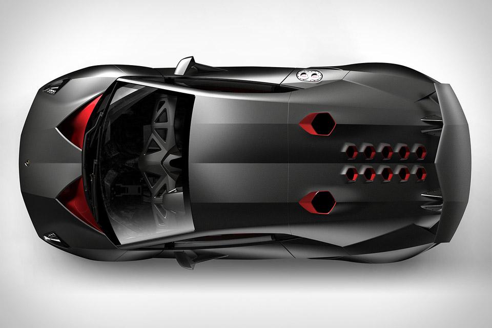 Lamborghini Sesto Concept