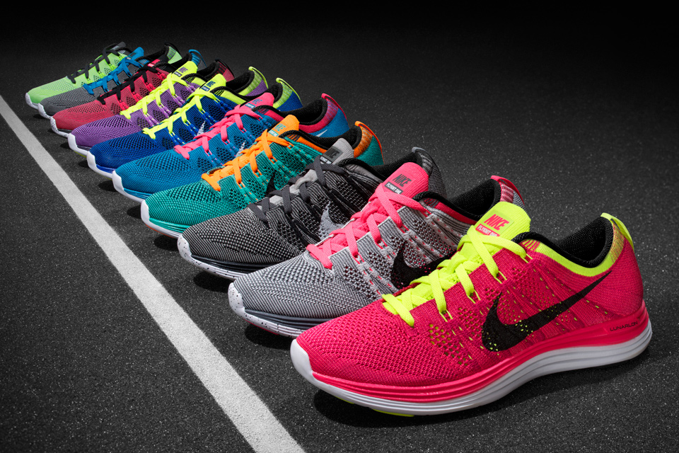 Nike Flyknit Lunar1+