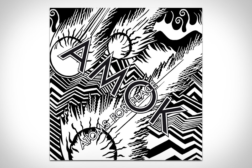 Amok by Atoms For Peace