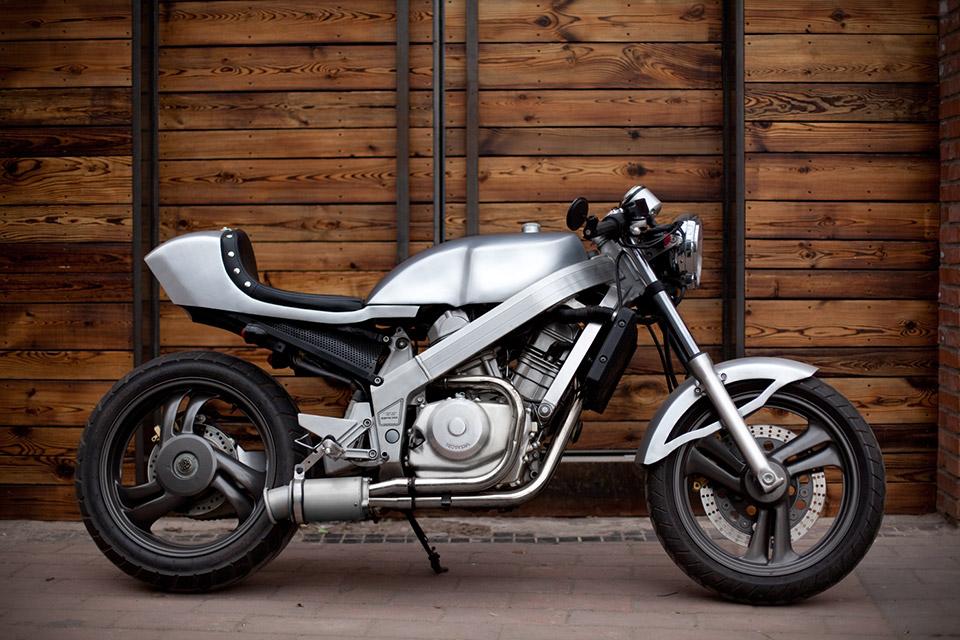 Bandit9 Hephaestus Motorcycle
