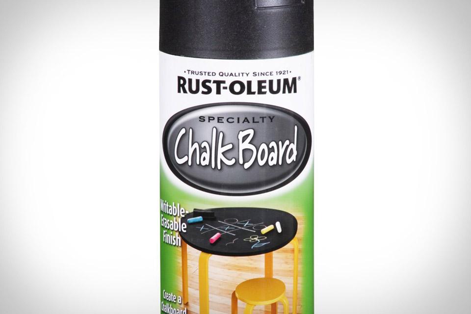 Rust-Oleum Chalkboard Spray