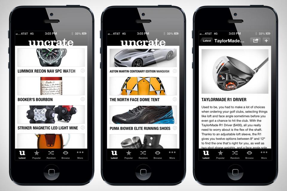 Uncrate App