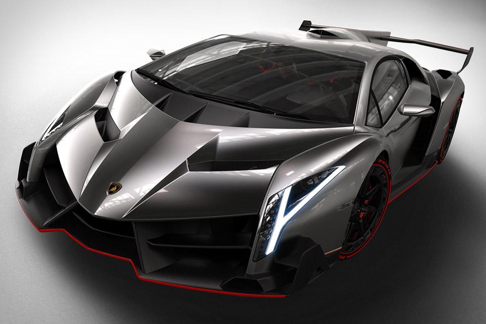 Lamborghini Veneno Uncrate