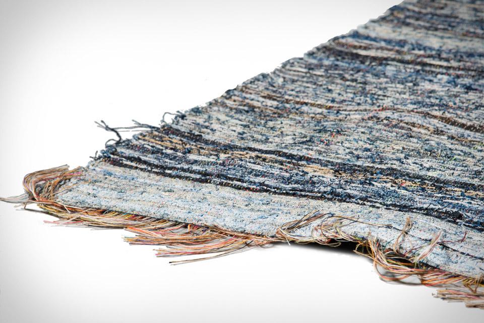 Nudie Jeans Recycled Rugs
