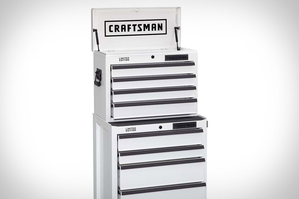 Craftsman Dry Erase Tool Chest | Uncrate