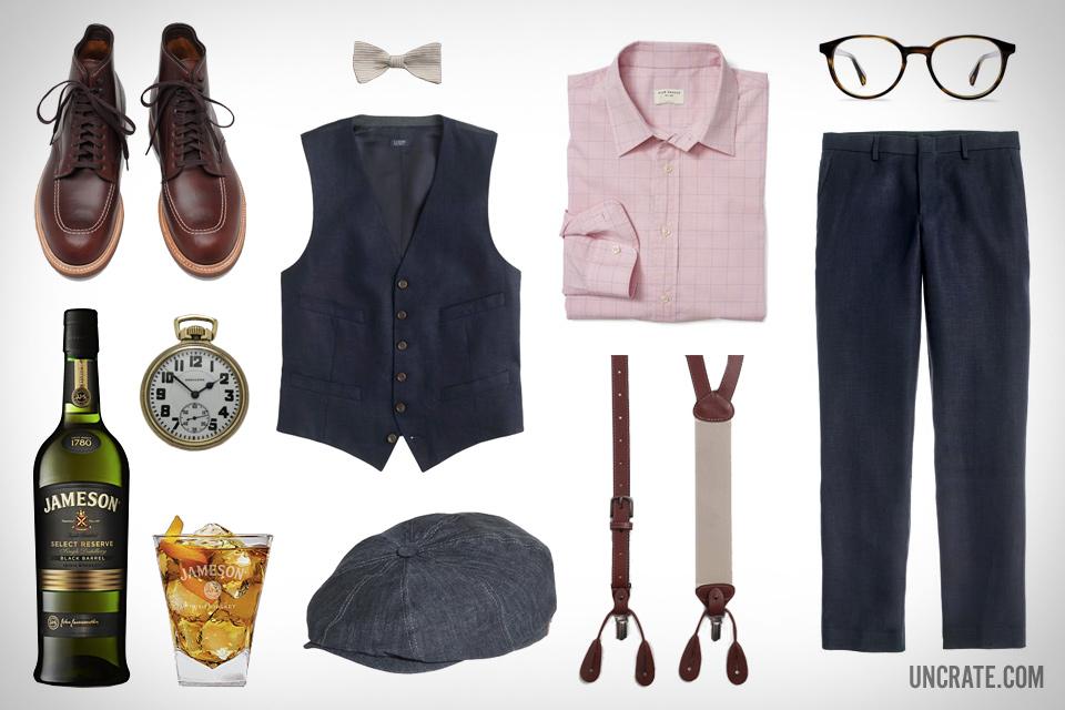 Garb: Speakeasy Style