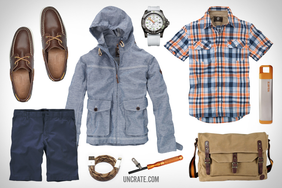 Garb: Technically Prepared