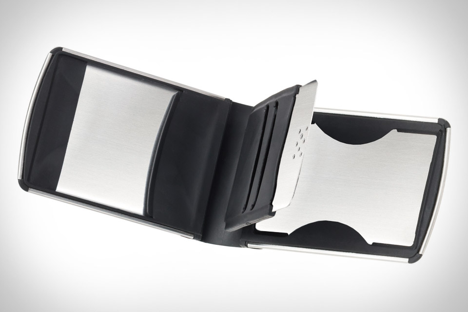 Zippo Stainless Steel Wallet