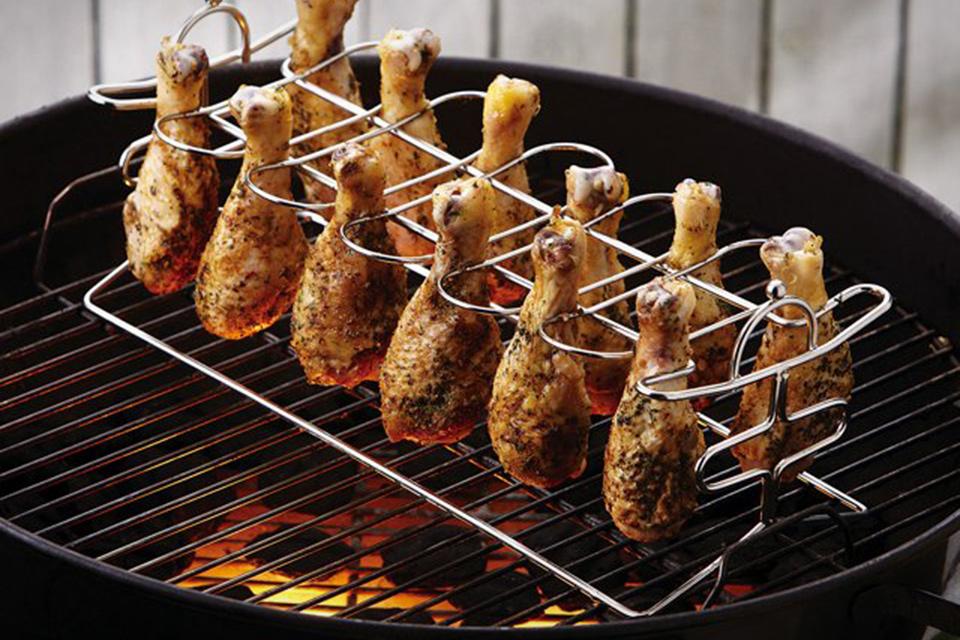 Chicken Leg Grill Rack