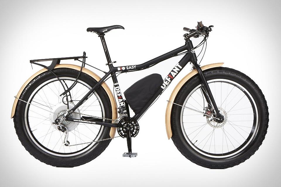 Defiant Big Easy Electric Bike