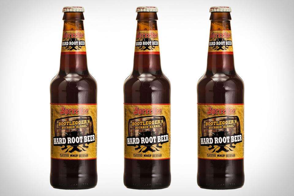 Sprecher Bourbon Barrel Hard Root Beer
