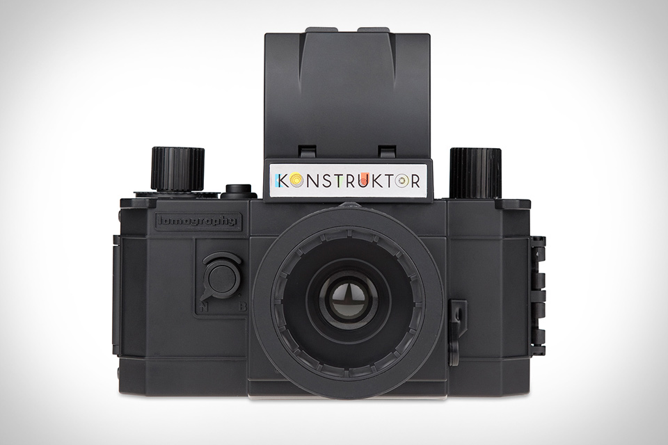 Lomography Konstruktor DIY Camera Kit