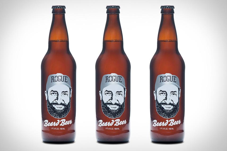 Rogue Beard Beer