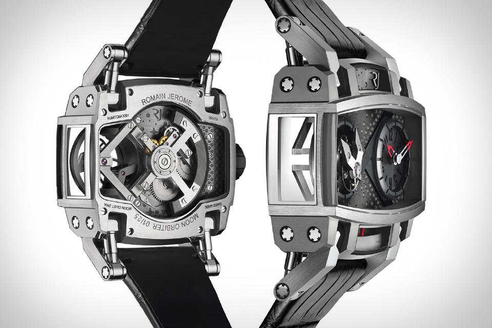 Romain Jerome Moon Orbiter Watch