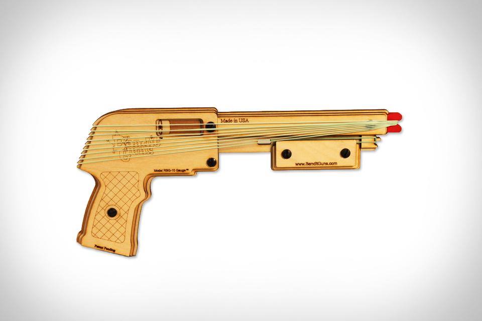 Bandit Rubberband Guns