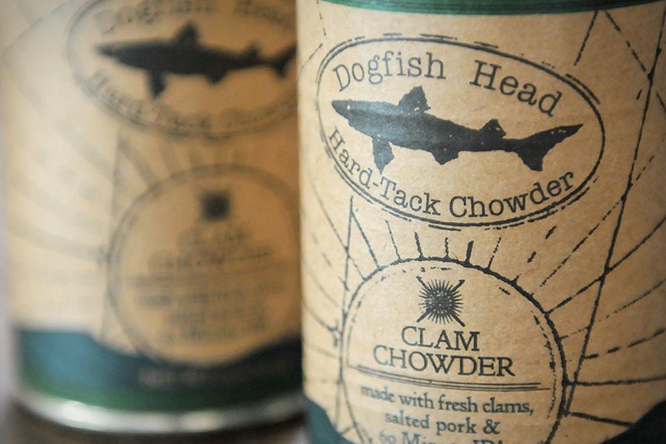 Dogfish Head Hard Tack Chowder