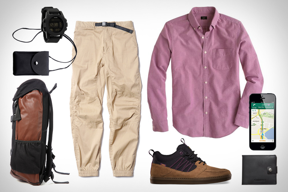 Garb: Couch Camping