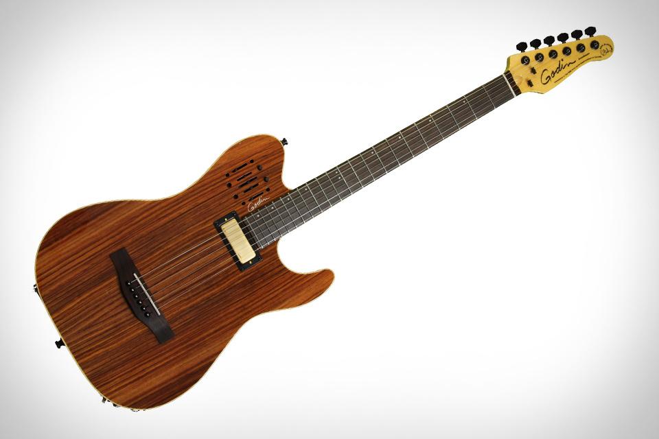 Godin Acousticaster 40th Anniversary Guitar