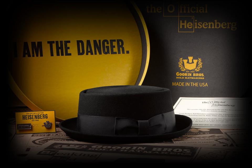 Goorin Bros. Heisenberg Hat