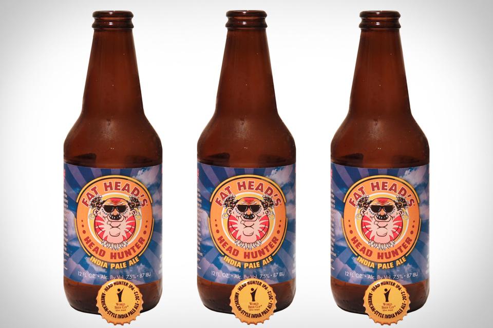 Fat Head's Head Hunter IPA Beer