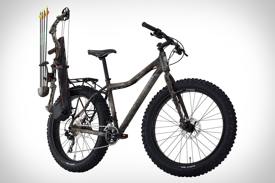 Realtree x Cogburn CB4 Hunting Bike
