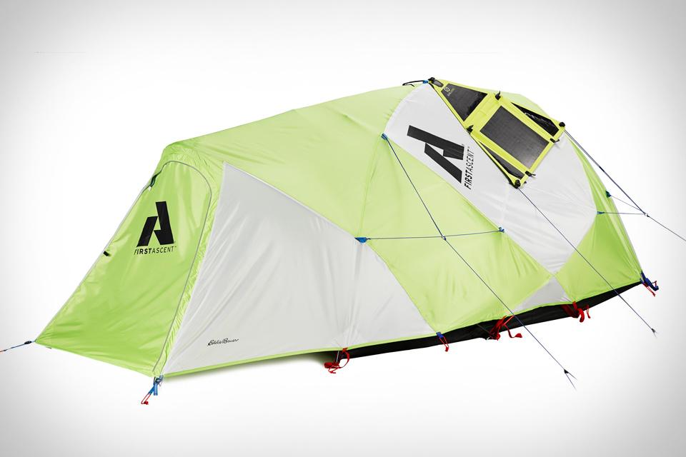 Eddie Bauer Katabatic 2 Solar Tent & Eddie Bauer Katabatic 2 Solar Tent | Uncrate