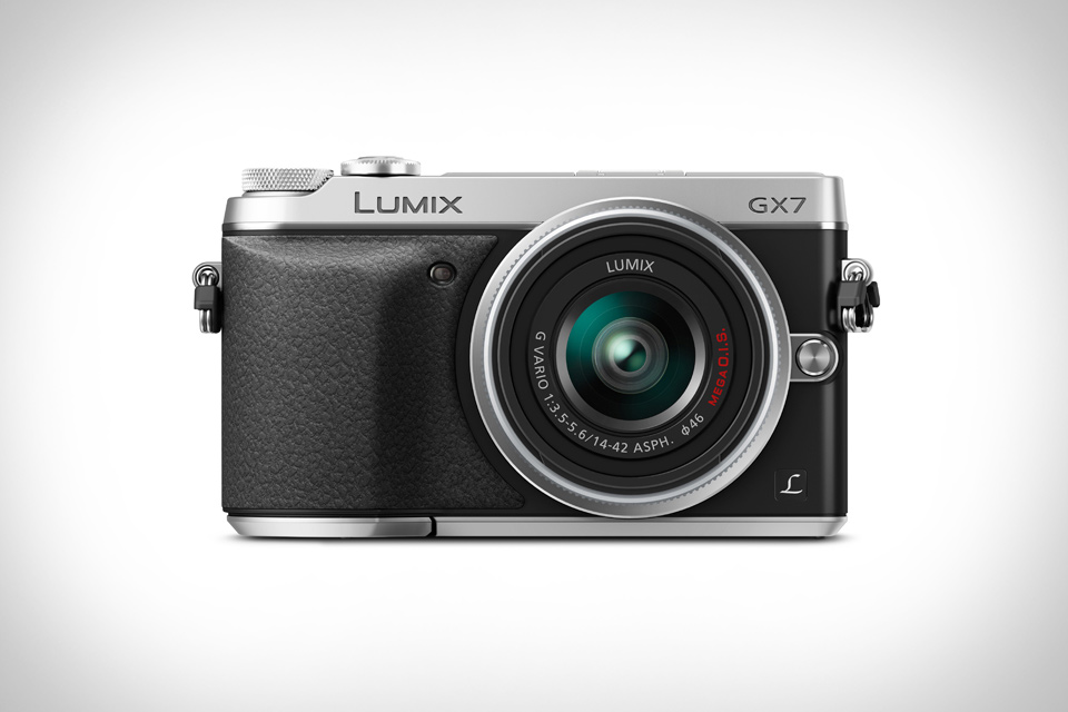 Panasonic Lumix GX7 Camera