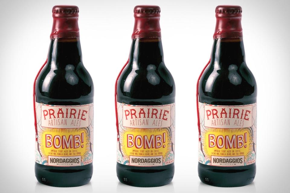 Prairie Bomb Beer
