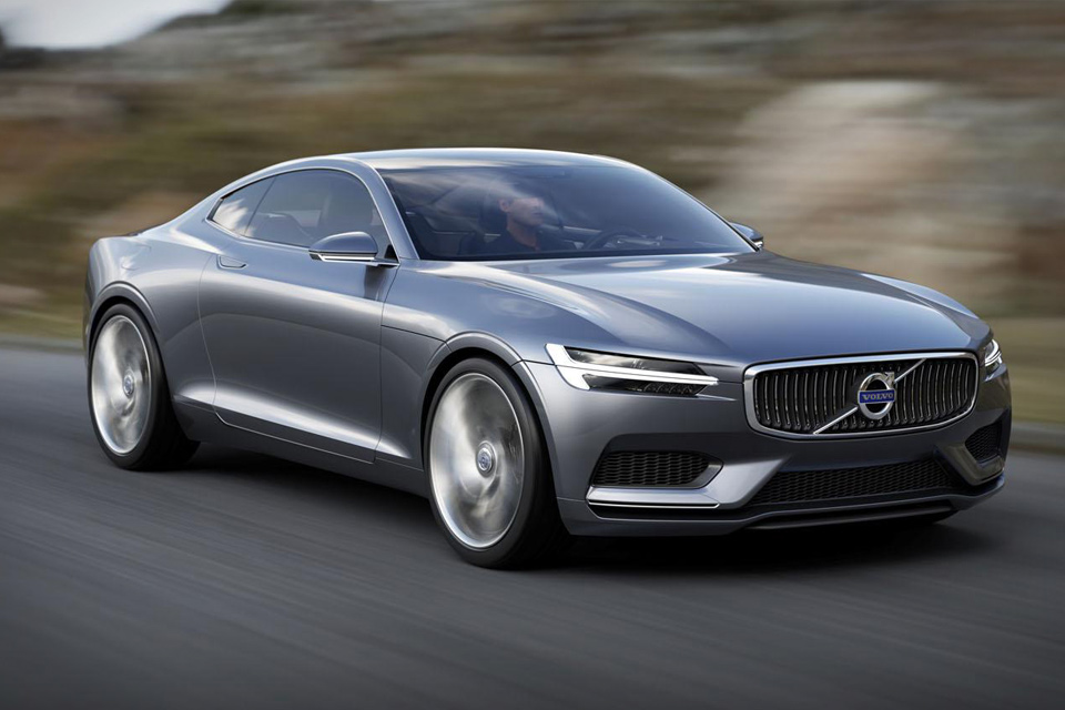 Volvo Concept Coupe | Uncrate