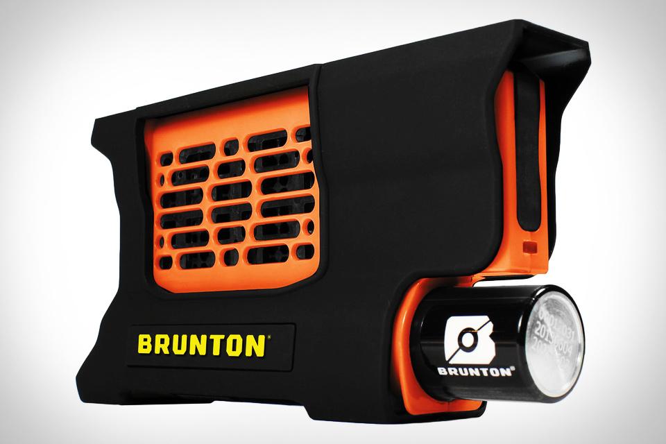 Brunton Hydrogen Reactor